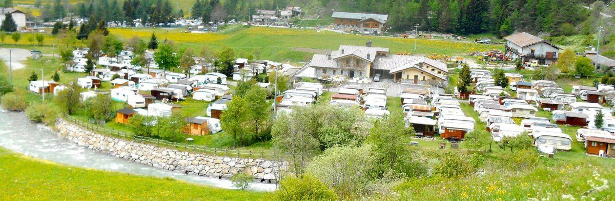 Camping Monte Rosa – Brusson (AO) – Italia